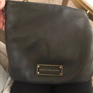 Marc by Marc Jacobs Black Crossbody